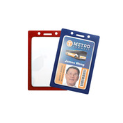 Colored Frame Badge Holders   Pack of 100